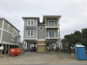 Oak Island New Construction House