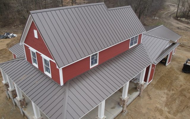 Carolina Homeowners Are Purchasing Metal Roofs Hatch Homes