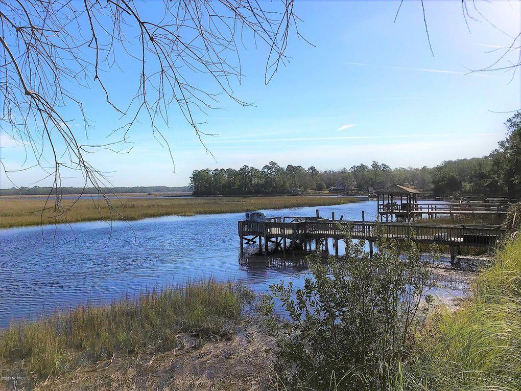 Dock Near Water Chanel