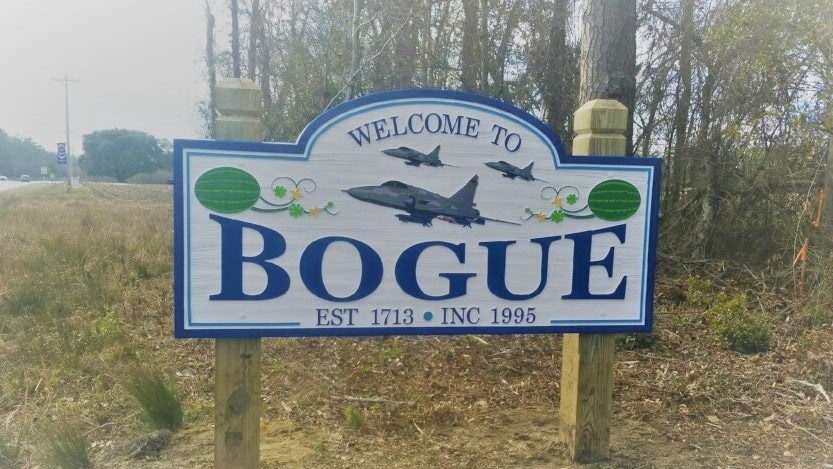 Bogue, NC