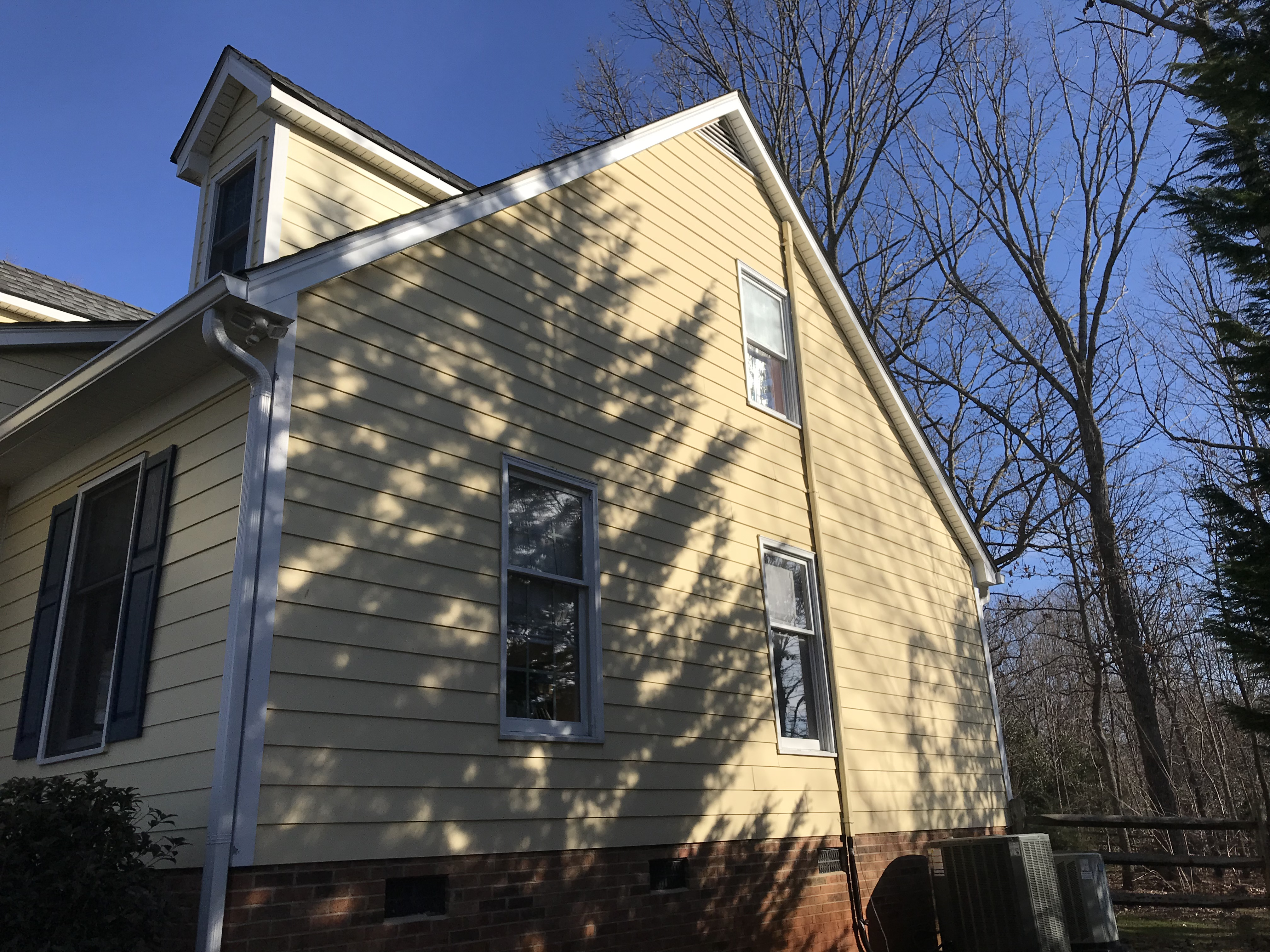 Charlotte Nc Home Covered In Hardie Lap Siding Hatch Homes