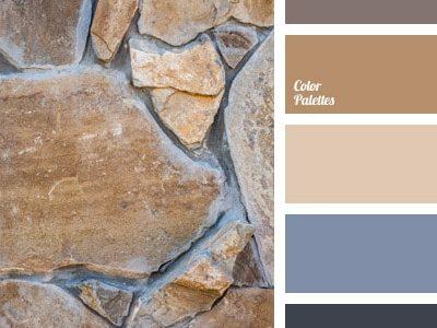 Color Stone Pallets
