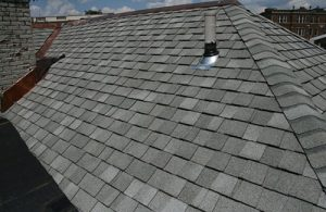 Upcycled Roof material