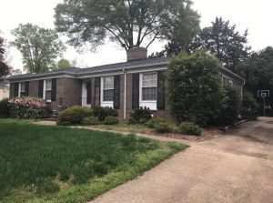 Front Right Angle Of Home in Charlotte, NC