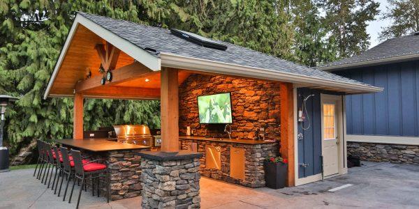 Outdoor Kitchen Ideas
