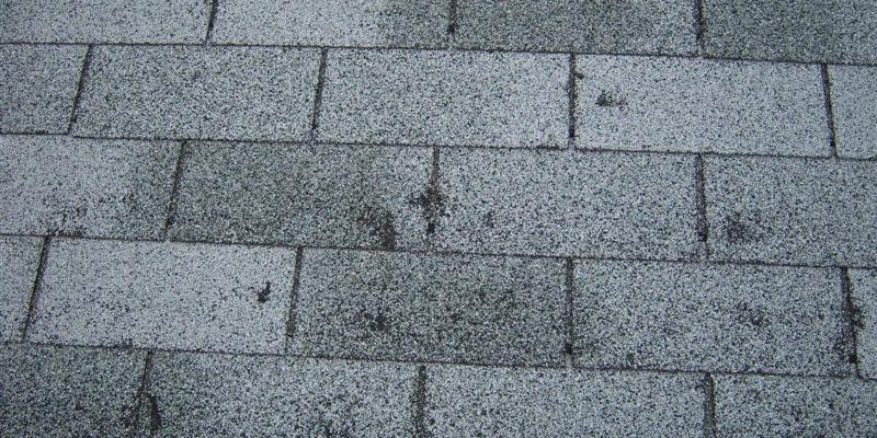 Roof Damage from Hail