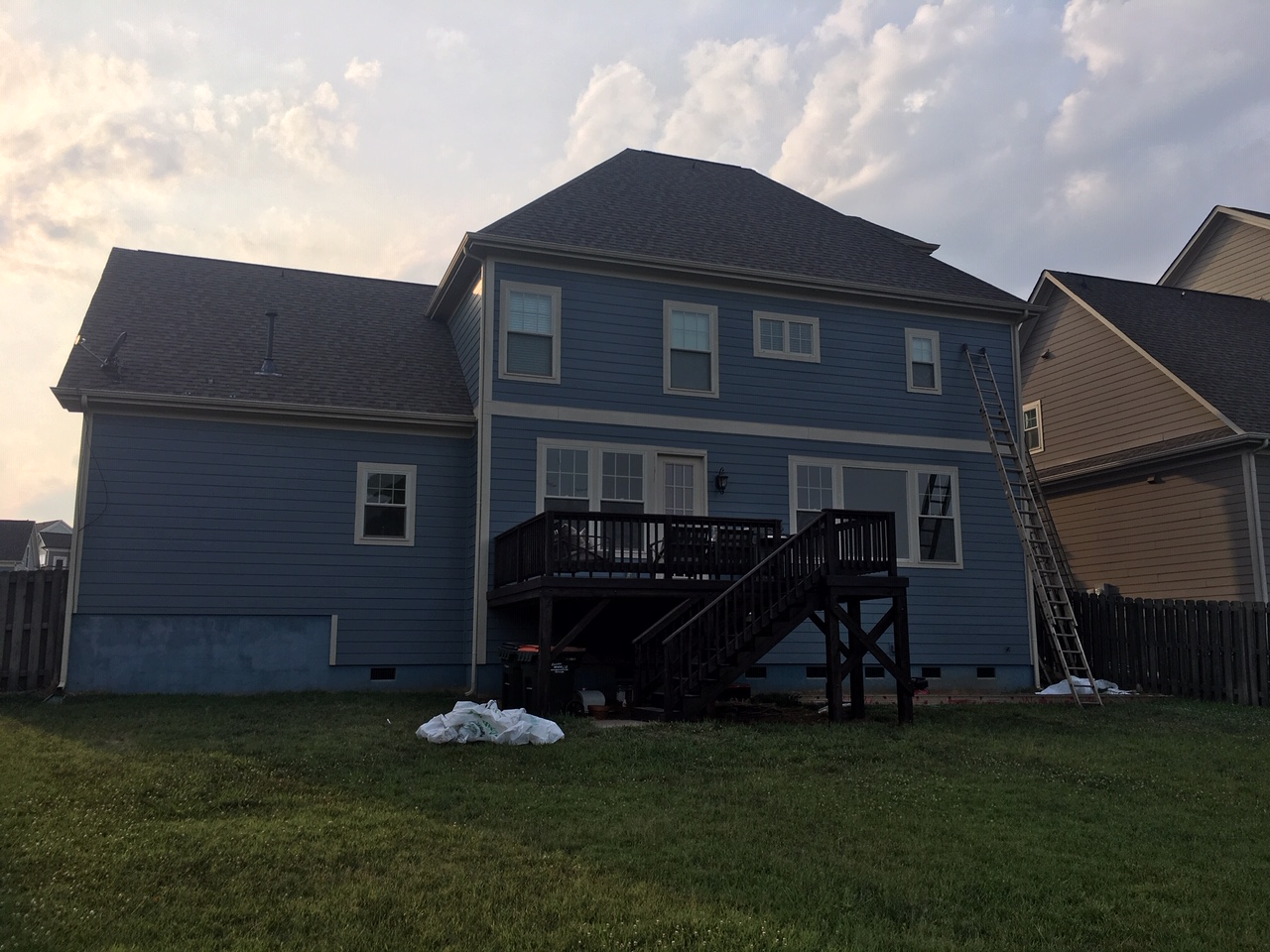 Boothbay Hardie Siding