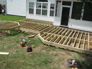 Deck Planing