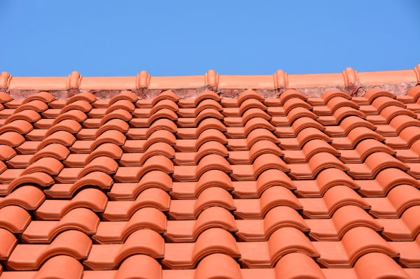 Concrete Tiles for Roof