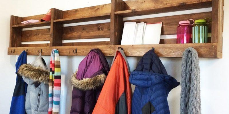 winter coat organization