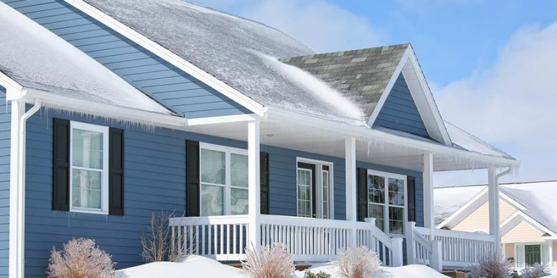 Winter Roof Replacements