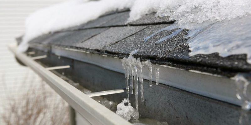 Prep Gutters for Winter