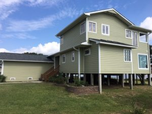 New Hardie Siding in Cape Cateret