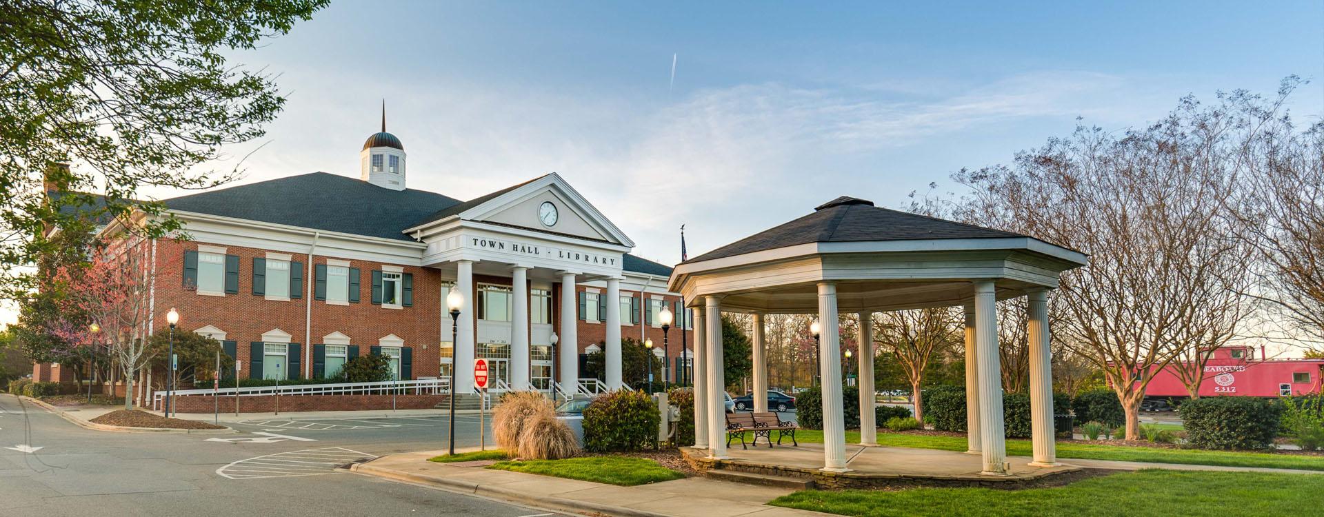 Matthews, NC Court House