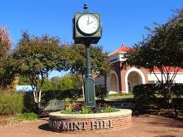 Mint Hill, NC Clock