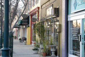 Downtown Fuquay Varina, NC
