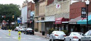 Downtown Cherryville