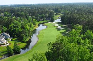 River hills, NC Golf Course