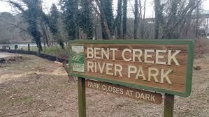 Bent Creek Park Sign