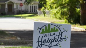 Villa Height Neighborhood