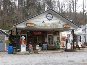 Gas Station in Edneyvile, NC