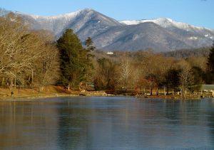 Black Mountain Lake View