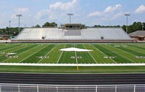 New CCSD Football Field