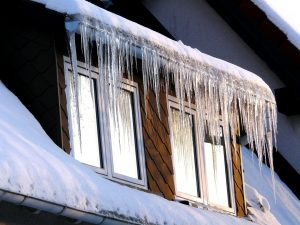 Winter Exterior Projects