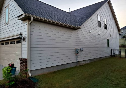 Partial Siding Replacement