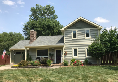 James Hardie Makeover in Charlotte, NC