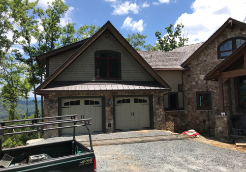 Boone NC Home- Garage Makeover In Progress