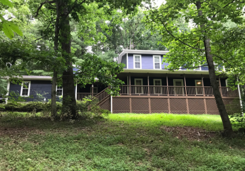 Gorgeous James Hardie & Mastic Makeover in Fletcher, NC