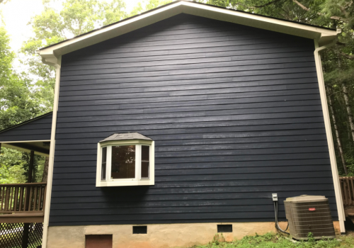Another James Hardie Transformation