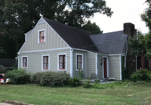 Multi Use James Hardie Siding Styles In Colcord, NC