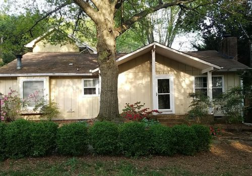 Exterior Siding Before Remodeling