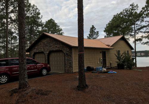 Canyon Stone & Mastic On NC Home