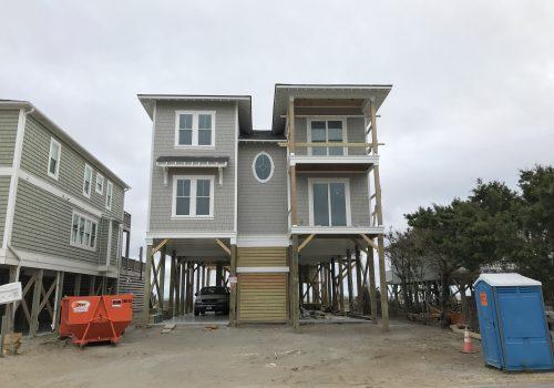 Oak Island New Construction House