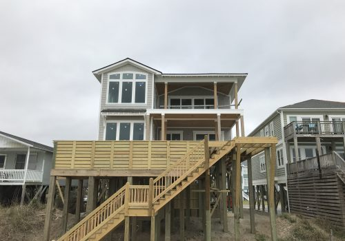 Oak Island House With New James Hardie