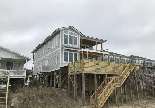 James Hardie Home In Oak Island