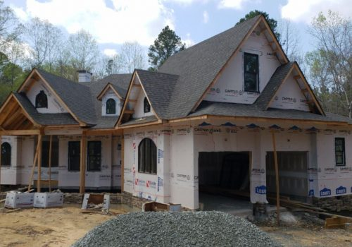 Midland, NC New Build House