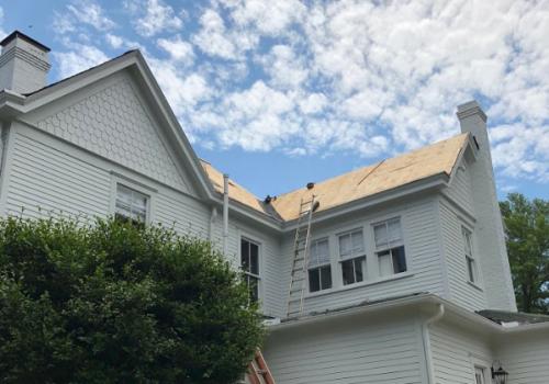 Roof - In Progress